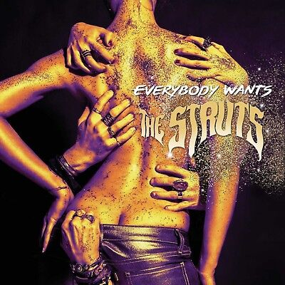 The Struts - Everybody Wants   Cd New+