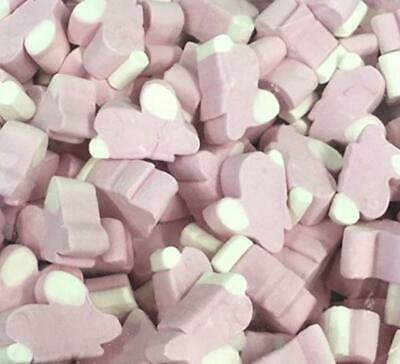 * Pink White  Easter Bunnies Marshmallow  Mallow Wholesale Retro SWEETS