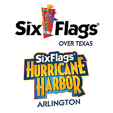 Six Flags Over Texas Tickets $39 Savings Promo Discount Tool