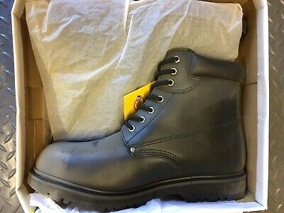 a11dd985dce DICKIES MENS CLEVELAND Safety Work Boots Size UK 4 - 13 Black Brown ...