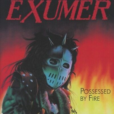 Exumer - Possessed By Fire  Cd New!
