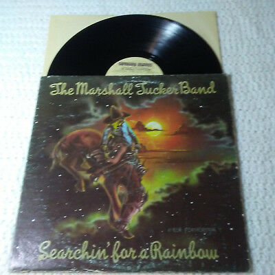 Marshall Tucker Band ‎Searchin' For A Rainbow Vinyl LP CP 0161 Rock Folk Country