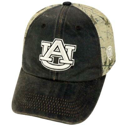 low priced 0d597 3b969 Realtree Auburn University Tigers Camo Trucker Hat