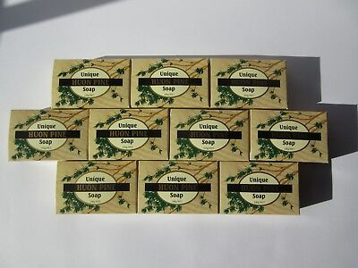 HUON PINE SOAP 100g - Pack of 10