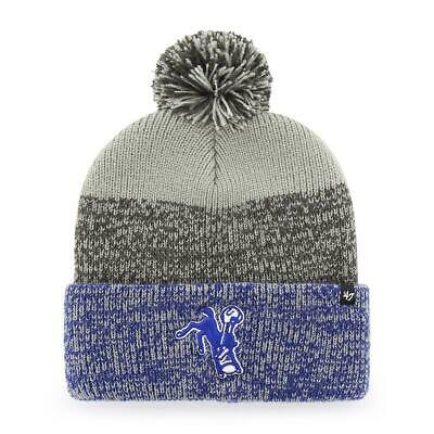 INDIANAPOLIS COLTS BEANIE Static Cuff Knit Hat -  22.95  6e01d830357f