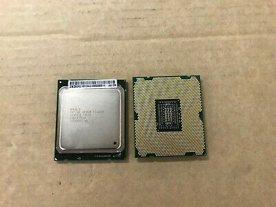 2pcs Intel XEON E5-2640 2.50 Ghz 6 Core CPU 20M SR0KR Socket 2011 MATCHING PAIR