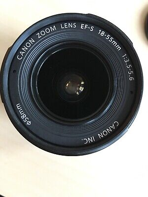 Canon EFS 18-55mm 3.5-5.6