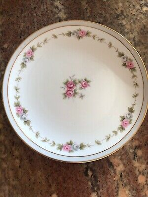 Noritake China Japan 5598 Lot Of 4 Bread And Butter Plates