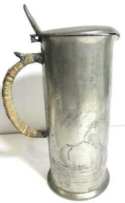 Archibald Knox for Liberty, Tudric Pewter Hot Water Pot, 0280