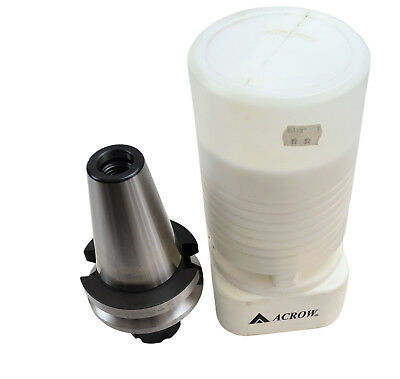Acrow BT50 ER32 Collet Chuck x 100mm Length CNC Milling.