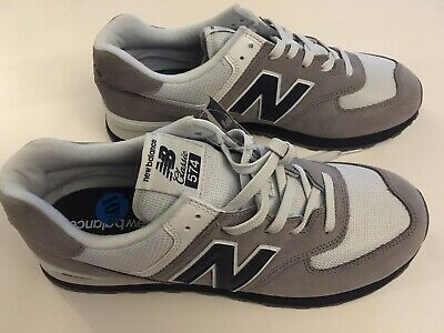 newest 704c5 e3a36 NEW BALANCE 574 Core Plus Men's Size 10.5 Shoes Gray Gunmetal Navy ML574ESD  NEW