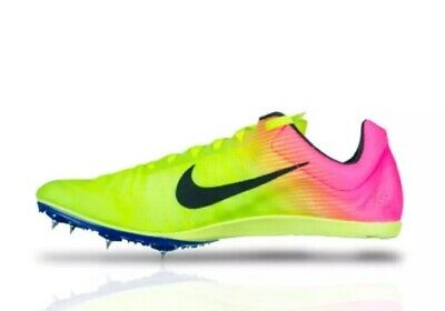 7f0eb7c4e2f Nike Zoom D OC Unisex Spikes Track Shoes 882022 999 Volt Men s Size 15 NO  SPIKES