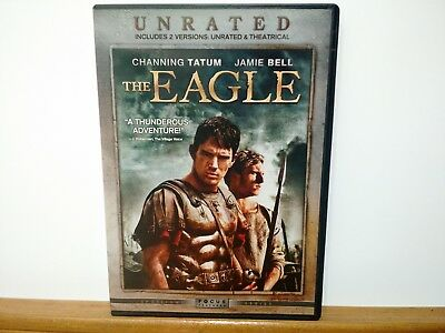 The Eagle (DVD, 2011) Unrated Channing Tatum Jamie Bell Donald Sutherland Rome
