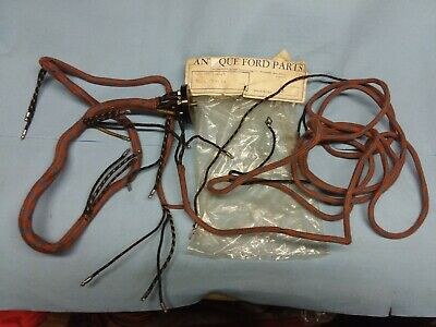 1935 1936 ford lighting wiring harness wire, flathead new!