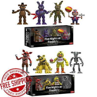 Five Nights At Freddys Horror Games Doll Model Decorations Toys Xmas Gift Kids