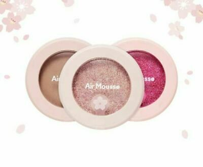 [ETUDE HOUSE] Blossom Picnic Air Mousse Eyes (8 colors) - 1.5g