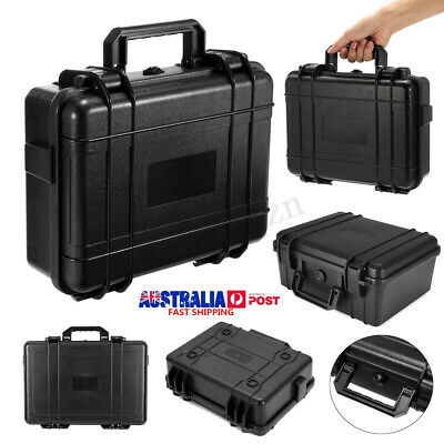 Waterproof Hard Shell Carry Case Camera Equipment Protective Storage Tool Box