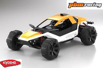 Kyosho NeXXt EZ 2WD RC Off Road Electric Buggy 2hr KIT to Build - 30835T1 Orange