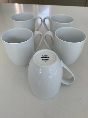 Marks & Spencer Terrace 5 piece mug set