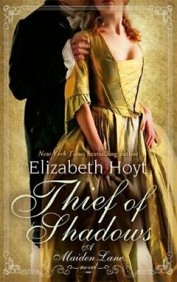 Thief of Shadows by Elizabeth Hoyt (Paperback, 2012)