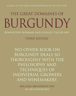 The Great Domaines of Burgundy: revised edition 9781856268127 (Hardback, 2010)