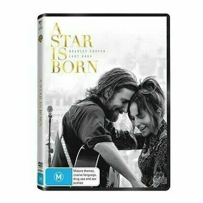 A Star Is Born DVD Brand New & Sealed Region 4 Free Postage