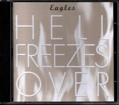 The Eagles - Hell Freezes Over - CD -