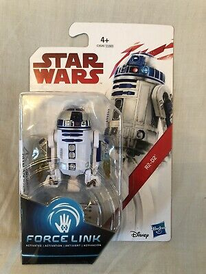 "Star Wars The Last Jedi R2-D2 Force Link 3.75"" Action Figure"
