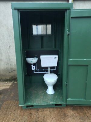 Portable Site Toilet, Containers, Building/Construction,Tools,Farm,Machinery