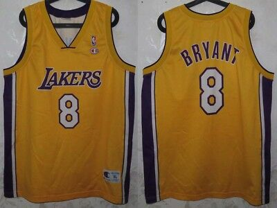 Canotta Shirt Jersey Basket Basketball Nba Los Angeles Lakers Bryant Usa  Size Xl 38f300d7ea69
