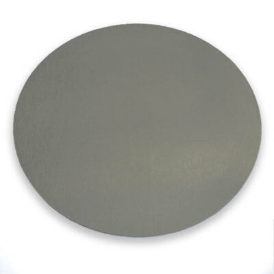 Aluminum Disc - Thick 2,5mm Anodized Round