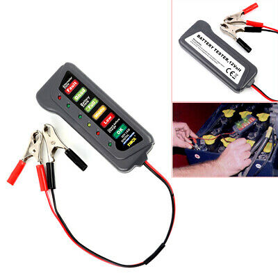 Battery-Charger Maintainer 12V Volt Trickle RV Car Truck Motorcycle Mower Check