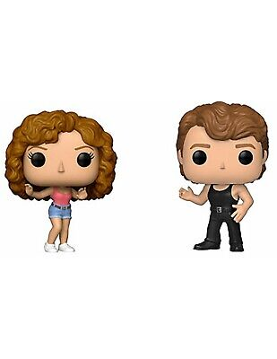 Movie POP! Dirty Dancing Baby & Johnny Exclusive 9 cm by Funko