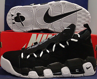 competitive price 380b3 ed26a Nike Air Plus Argent Noir Blanc Max Uptempo Taille 8 (Aj2998-001)