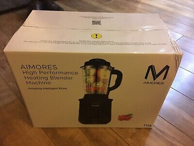 d97d3390660 New Boxed Aimores 8 Pre-programmed Blender Heating Function Soup Maker  Smoothies