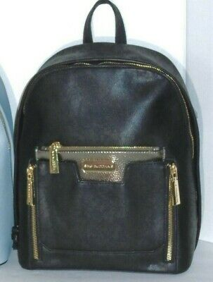 Big Buddha – Career Women's Backpack – Textile Leather - Size M/L – Nwt $35