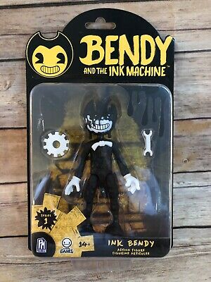 Bendy And The Ink Machine Ink Bendy Action Figure Series 1 Brand New Free Ship