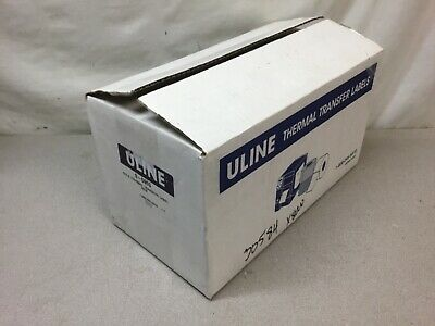 ULINE BLANK INVENTORY Circle Labels WHITE (1000/roll) - 2