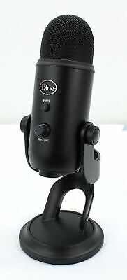 BLUE MICROPHONES Yeti Professional USB Desk Microphone