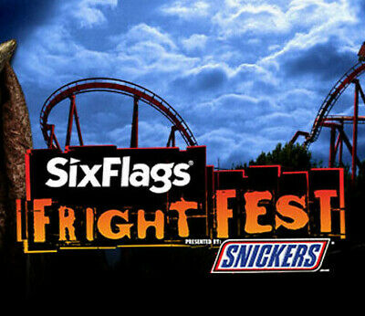 Six Flags Great Adventure Nj Tickets $36 + Free Parking A Promo Discount Tool
