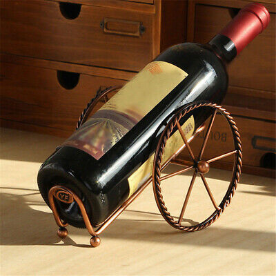 Wine Bottle Rack Holder Metal Bicycle Themed Wine Bike Bicycle Rack Display S