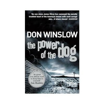The Power of the Dog by Don Winslow (author)