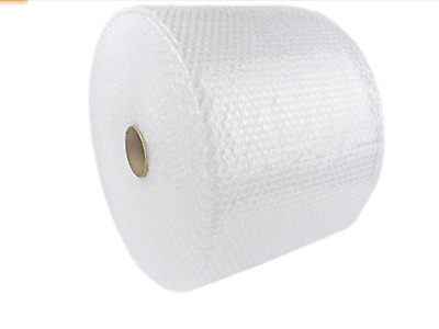 """3/16"""" 175'x 12"""" Bubble Cushioning Wrap, Perforated Every 12"""", Small"""