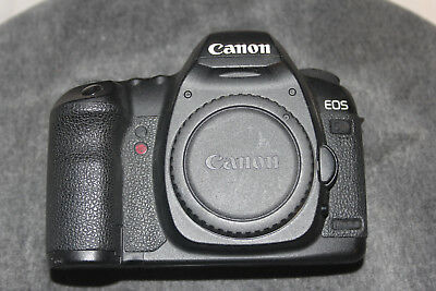 ✅ CANON EOS 5D Mark II Mk2 MKII 21.1MP DSLR Body Only ✅