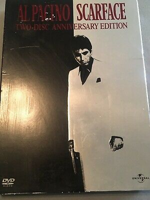 Scarface (DVD, 2003, Full Frame Anniversary Edition)