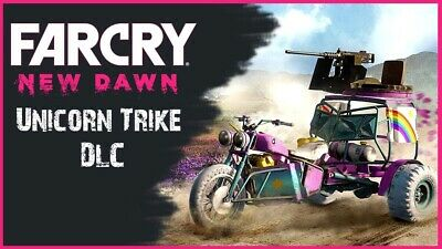 Unicorn Trike FAR CRY NEW DAWN Pre-Order DLC Code - Multiplatform (PC/PS/XBOX)