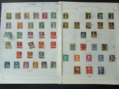 ESTATE: Switzerland Collection on Pages - Must Have!! Great Value (P1161)
