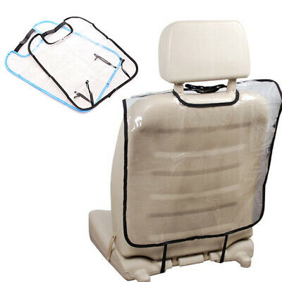 Car Seat Back Protect Cover For Kids Kick Mat Protection From Dirt Mud Scratches