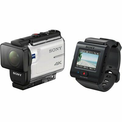Sony FDR-X3000R 4K Action Cam with Wi-Fi & GPS Waterproof Live-View Remote