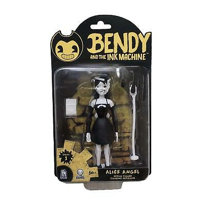 Bendy and the Ink Machine ALICE ANGEL Action Figure Series 1 NEW IN BOX PhatMojo